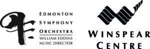 Edmonton Symphony Orchestra - Winspear Centre logo