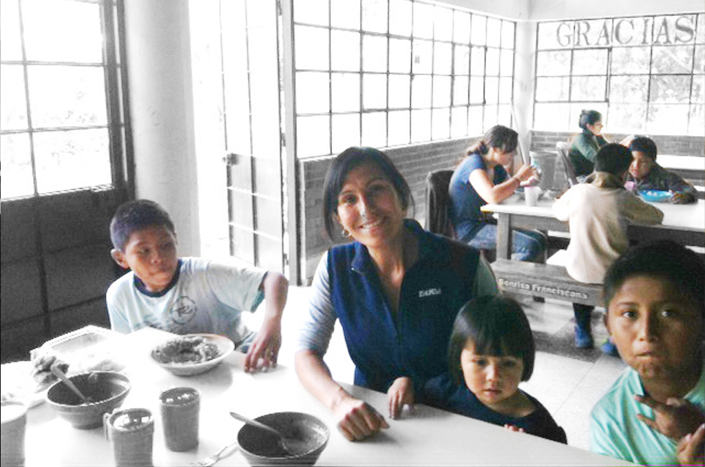 2014, Cuidad de los Ninos Orphanage in Lima, Peru