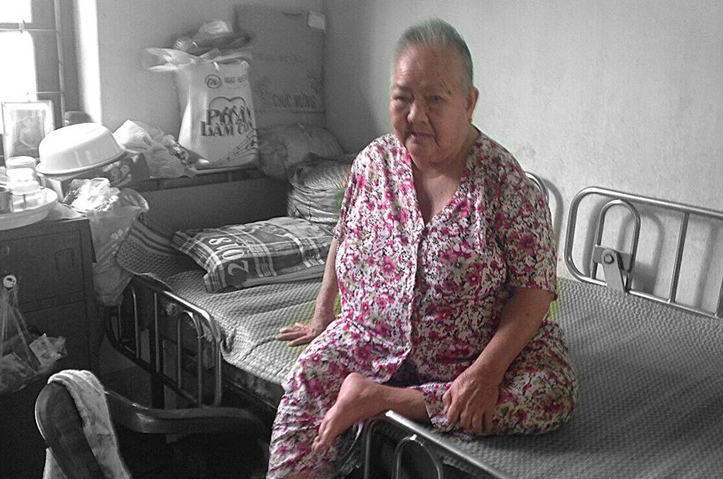 2014 – Vietnam – Trung Tam Duong Lao Thi Nghe (Seniors Residence)