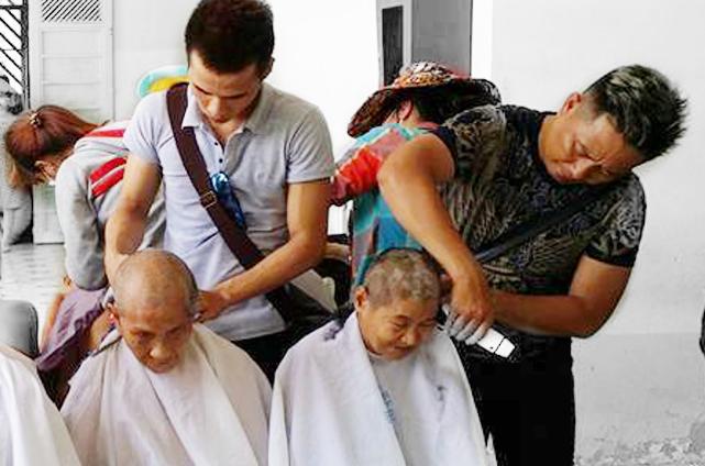 2015 - Binh Duong, Vietnam - Mental Hospital