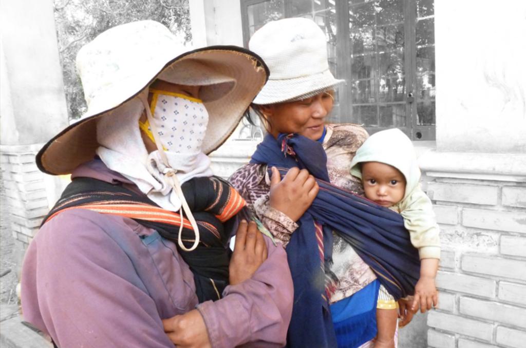 2015- leprosy village in Vietnam