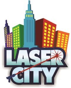 Laser City logo