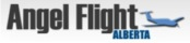 Angel Flight Alberta logo