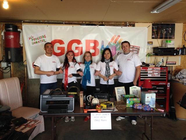 2015 GGB garage sale