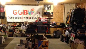 2015 Spring Cleaning Garage Sale and Fundraiser