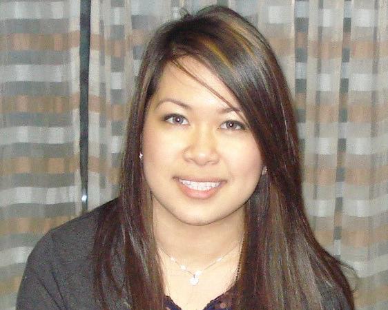 Cristina-Para - Volunteer for GGB