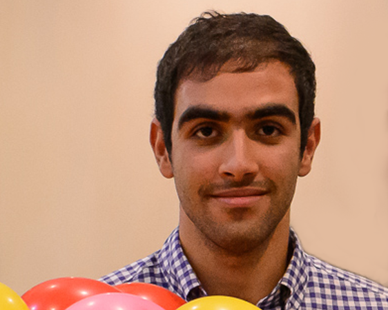 Mostafa Moharram - Volunteer for GGB