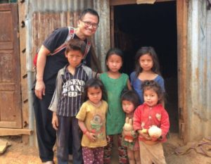 Nepal - seniors, orphans and families