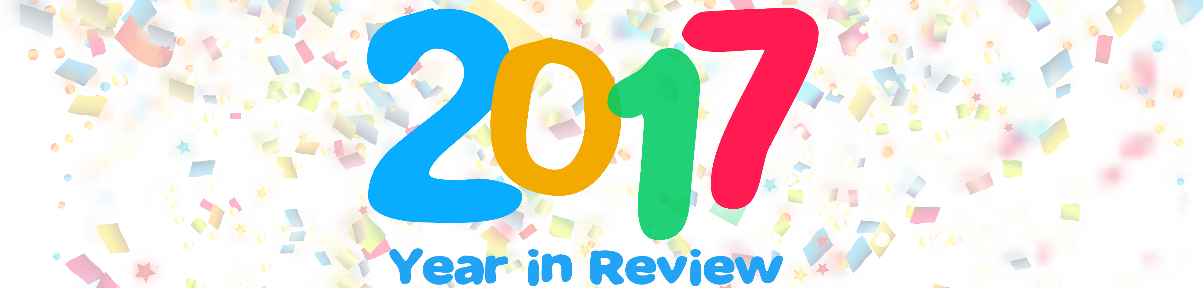 2017 year in review header