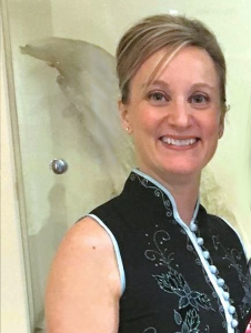 Sharla Lupul - Treasurer