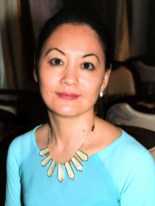 Susan Cao Balcaceres - CEO and Marketing Director