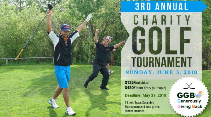 GGB's 3rd Annual Charity Golf Tournament