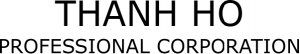 Thanh Ho Professional Corporation