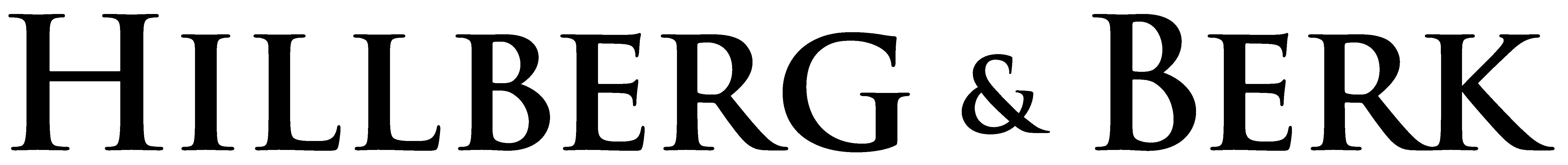 Hillberg&Berk_text logo_Black