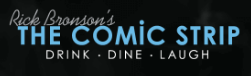 Rick Bronson's The comic strip